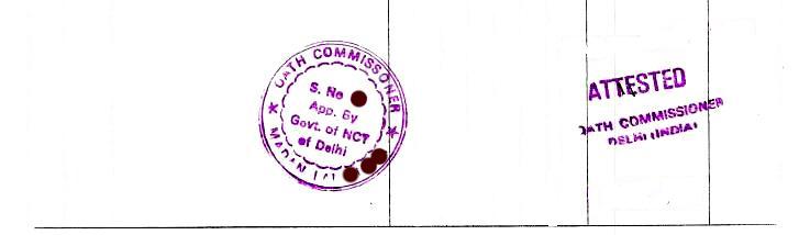 Prepare A Non Judicial Affidavit In India Allied Legal